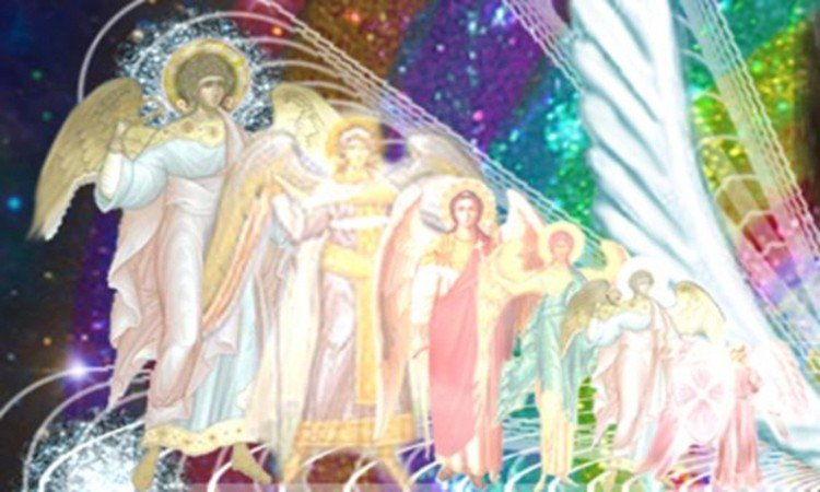 ангельская помощь людям