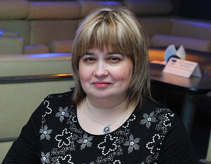 Манулина Лариса Александровна
