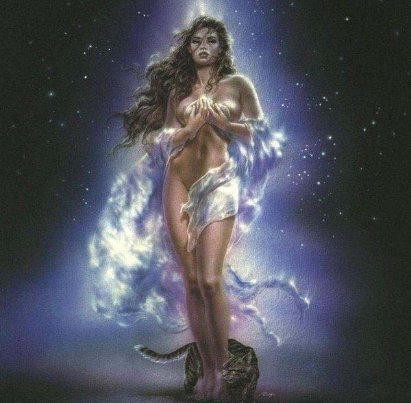 женщина богиня1