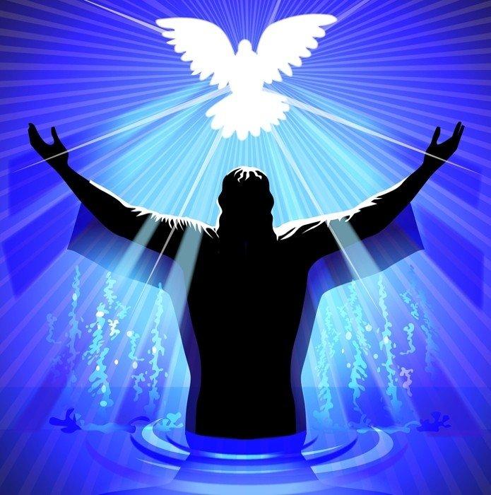 дух крещенской воды
