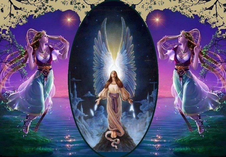 К Сеансу ангельского портала