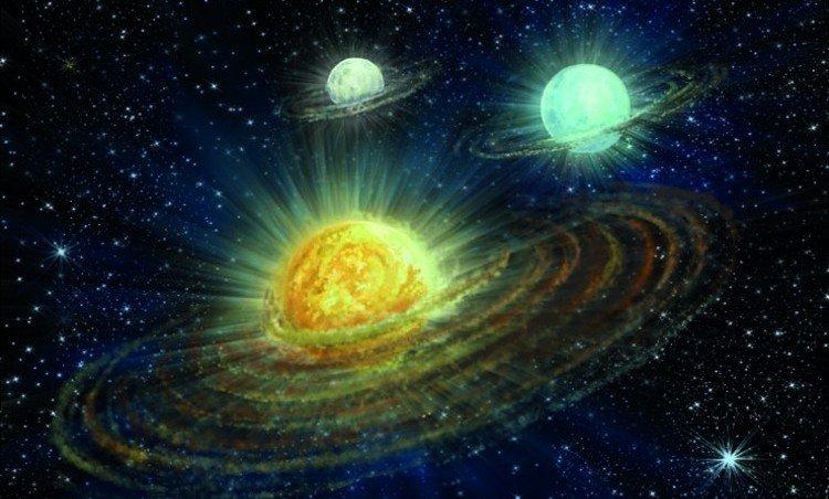 фото с планеты сириус