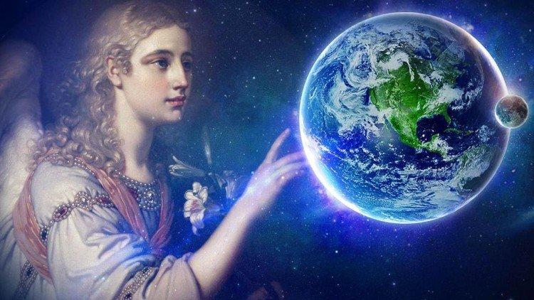 Архангел Гавриил — Благовестник Света