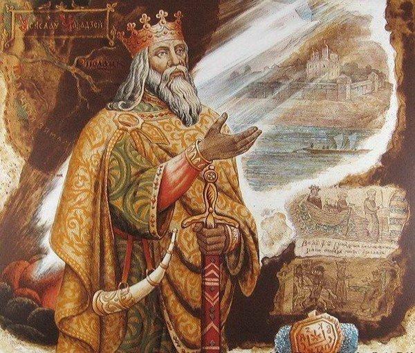 Азарий -воин Духа и Света