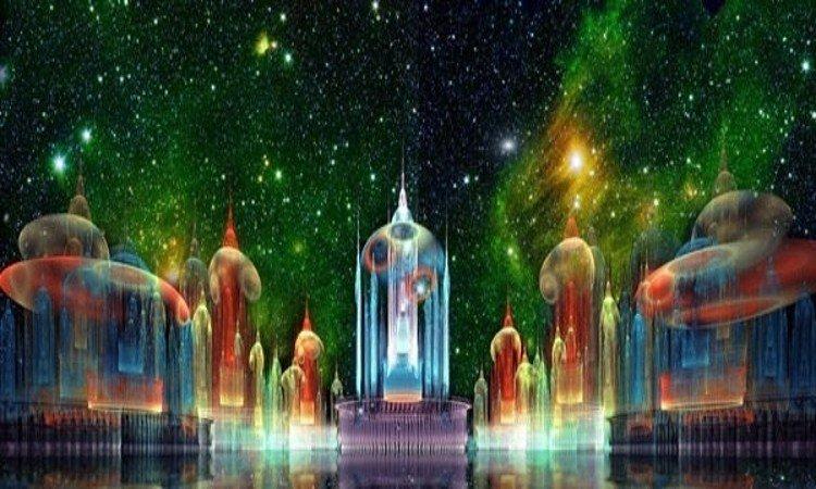 Для медитации в Храме Посвящения