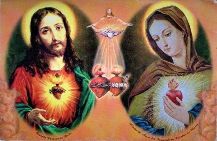 Иисус и Мать МАрия