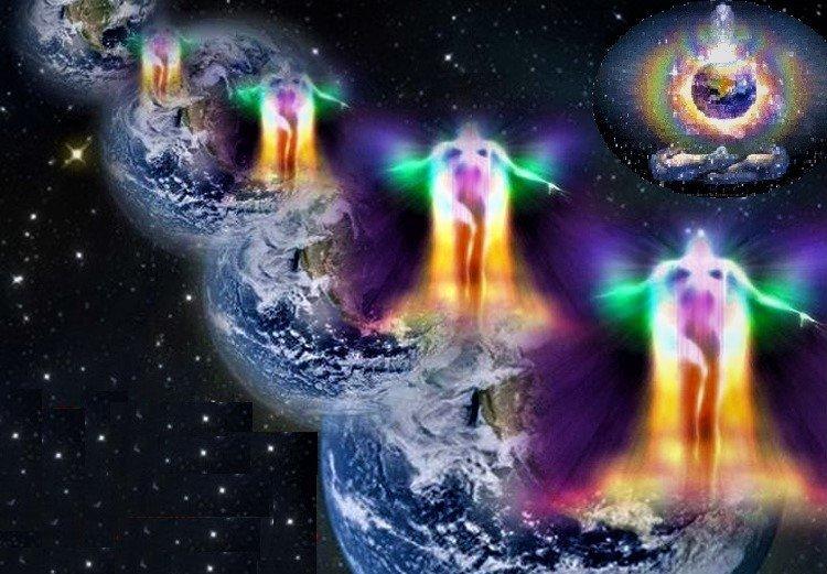 Человек – это Верховный  Дух