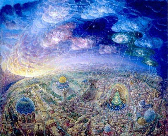 Земля проживает период пробуждения сознаний