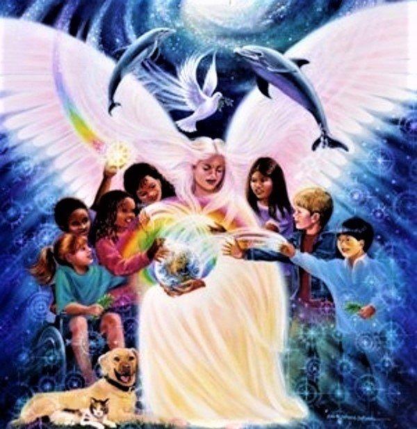 Все Силы Света встали на защиту детей
