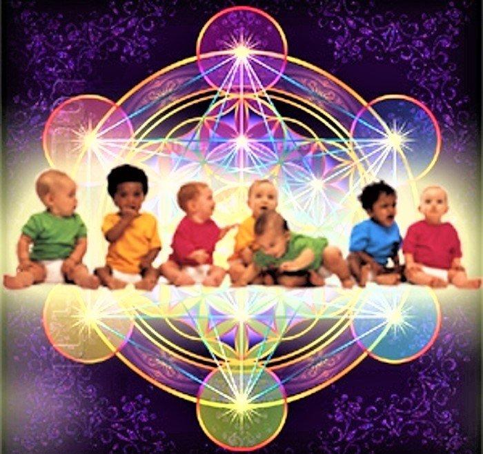 Современные дети для нового мира