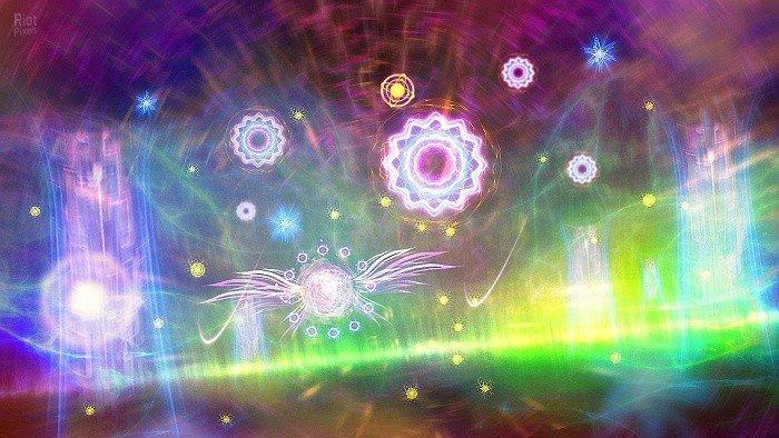 Энергия, пришедшая из Позитивной Вселенной