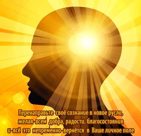 к чену о сознании человека