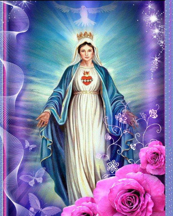 мать мира -послание женщинам